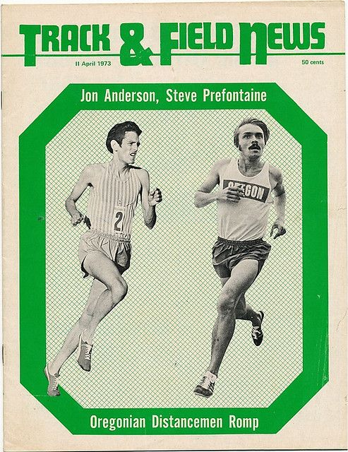 Pre Track and Field News 11 Apr 1973