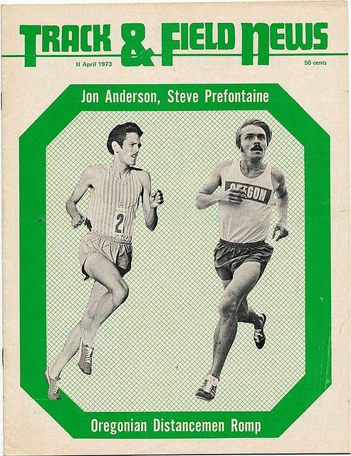 Pre Track and Field News 11 Apr 1973