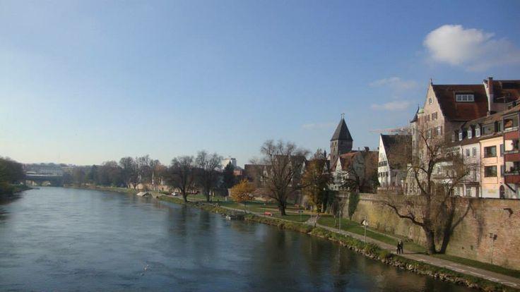 Dunarea la Ulm
