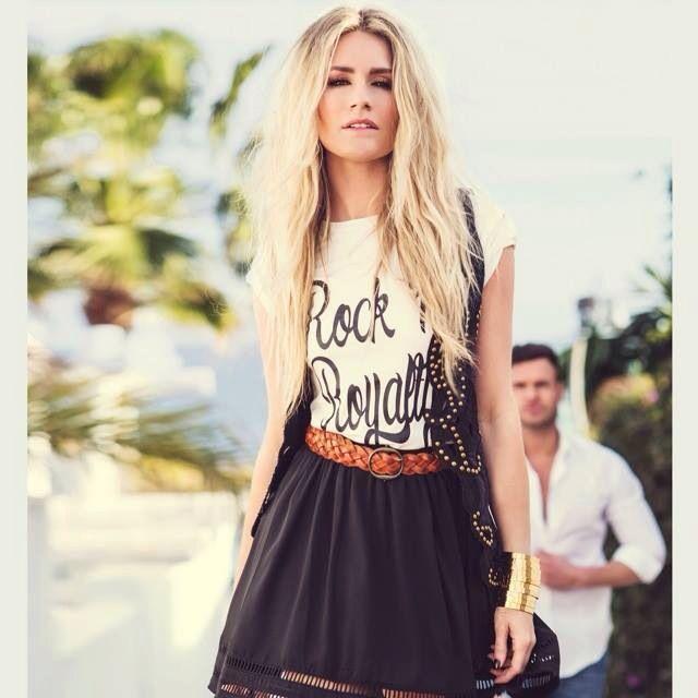 Nikkie Plessen nice outfit