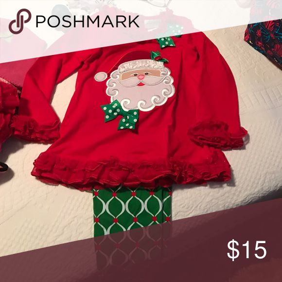 Worn once Christmas Santa outfit Worn once great condition Emily Rose Other