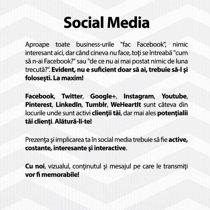 Cu noi, vizualul, conţinutul şi mesajul pe care le transmiţi vor fi memorabile! http://ChicMediaGroup.ro/  #socialmedia #social #media
