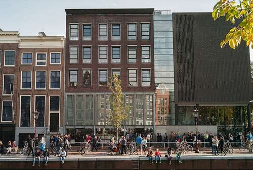 Amsterdam: How to avoid the epic Anne Frank House line