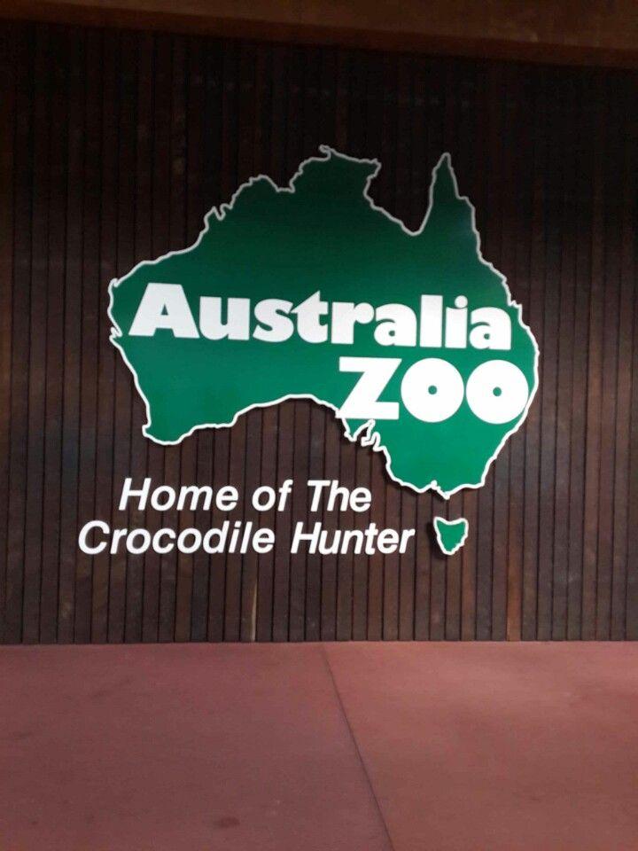 Australia Zoo itt: Beerwah, QLD