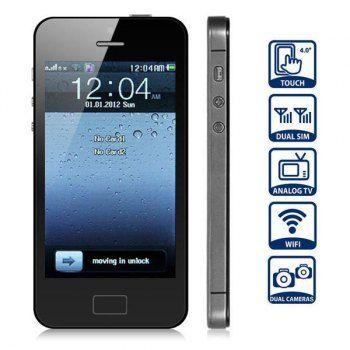 s5 entriegelt 4 0 zoll hvga touchscreen handy mit quad. Black Bedroom Furniture Sets. Home Design Ideas