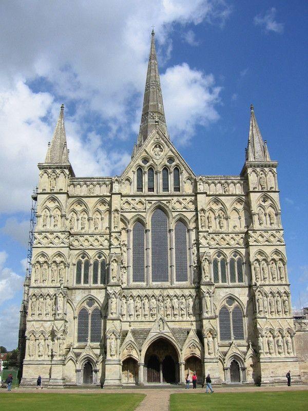 salisbury cathedral - photo #11