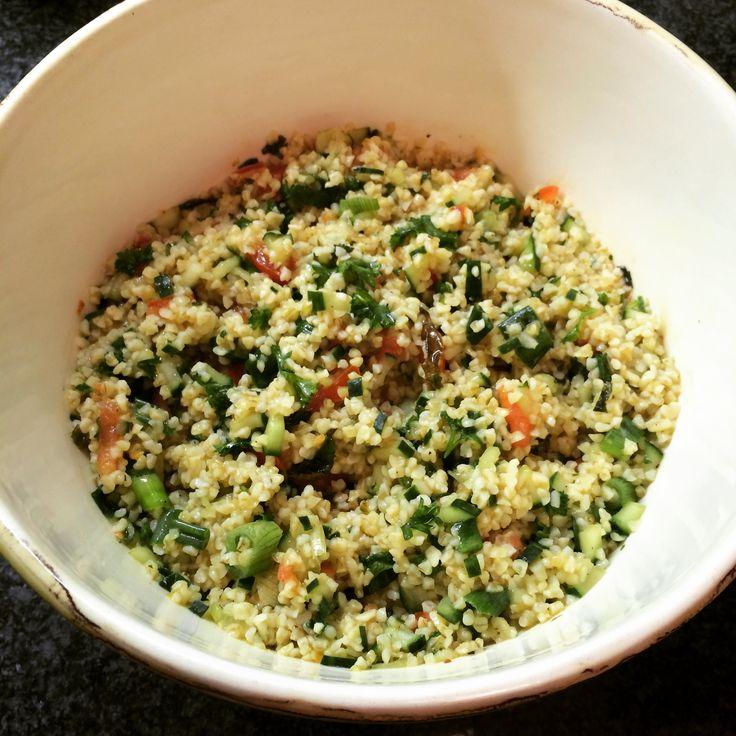 1000 ideas about couscous salat orientalisch on pinterest. Black Bedroom Furniture Sets. Home Design Ideas