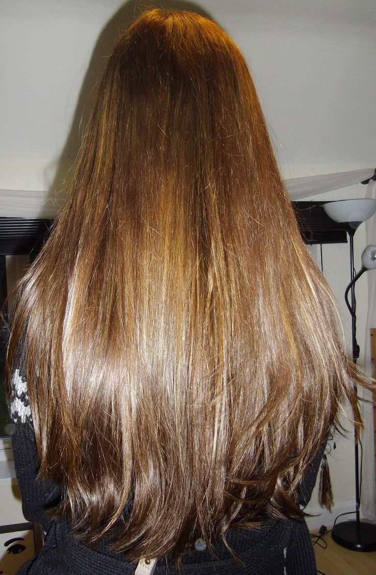 20 Quot Pale Brown In 2019 Long Hair Styles Thick Hair