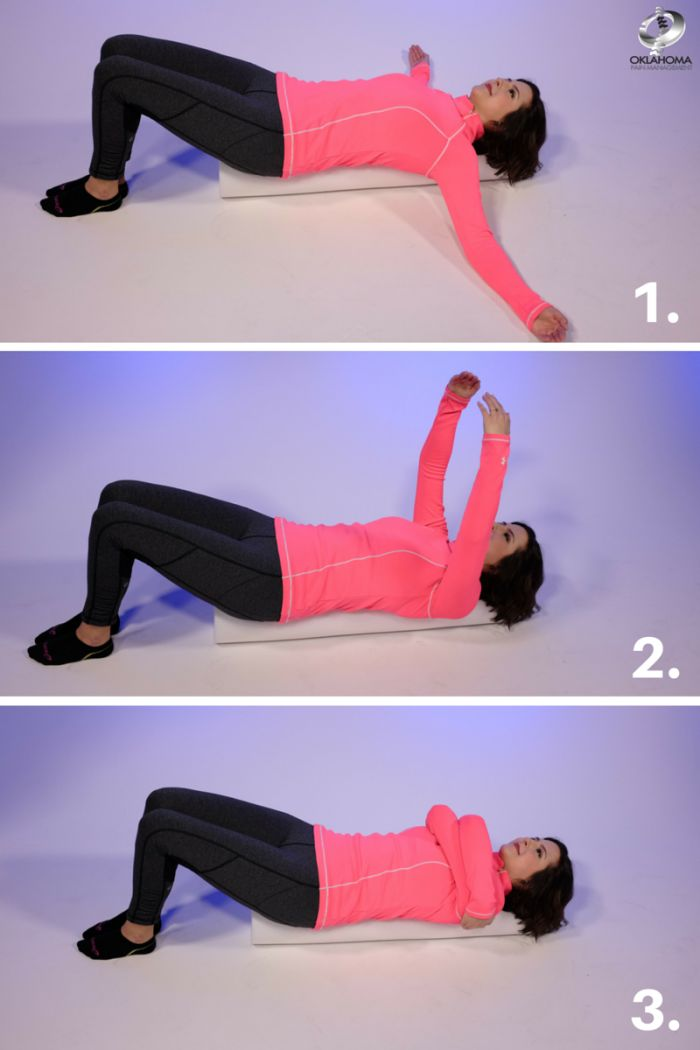 Foam Roller Exercises for Upper Back and Shoulder Pain