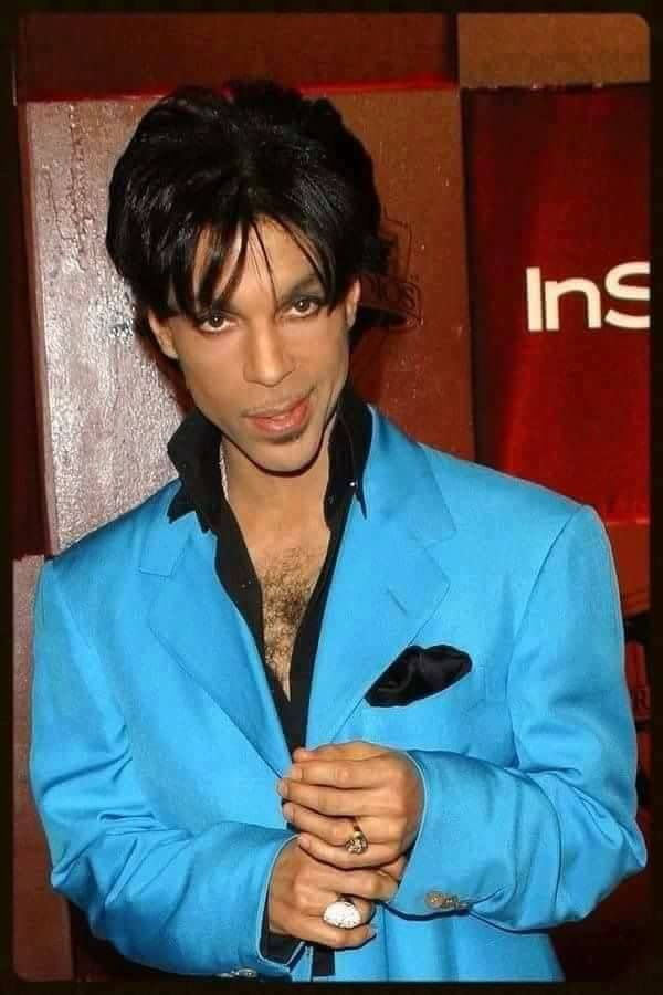 What a man... What man... What a mighty good man! Prince