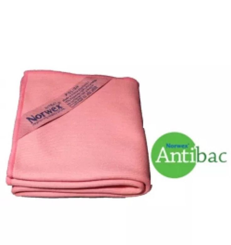 Norwex Window Cleaning: Norwex Window Cloth Pink