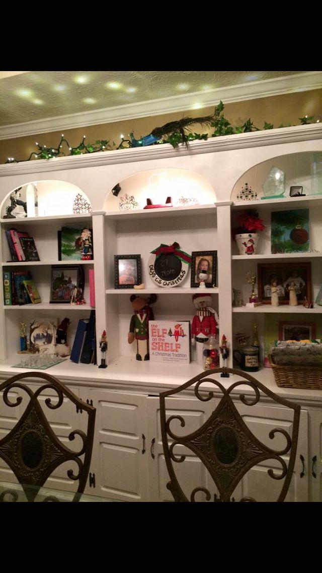 Cabinet I redone