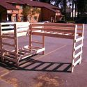 Build a Set of Strong Triple Bunk Beds DIY Project