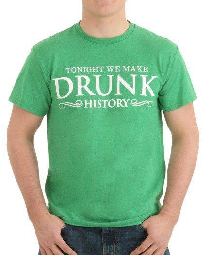 Mens St Paddy Drunk History T-Shirt #TShirts #CustomShirts #BandTees
