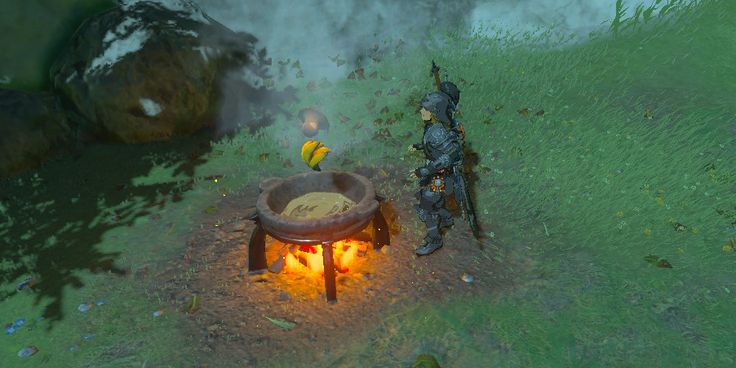 10 need-to-know recipes for surviving in 'The Legend of Zelda: Breath of the Wild'  One pro tip is learning how to cook in the game, and learning some of the best, most powerful recipes, with all of the ingredients the game gives you.