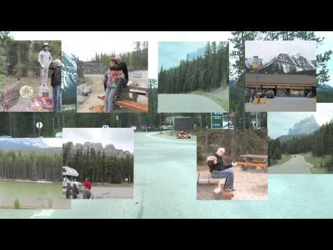 Holiday in the Rocky Mountains 2015 part # 1