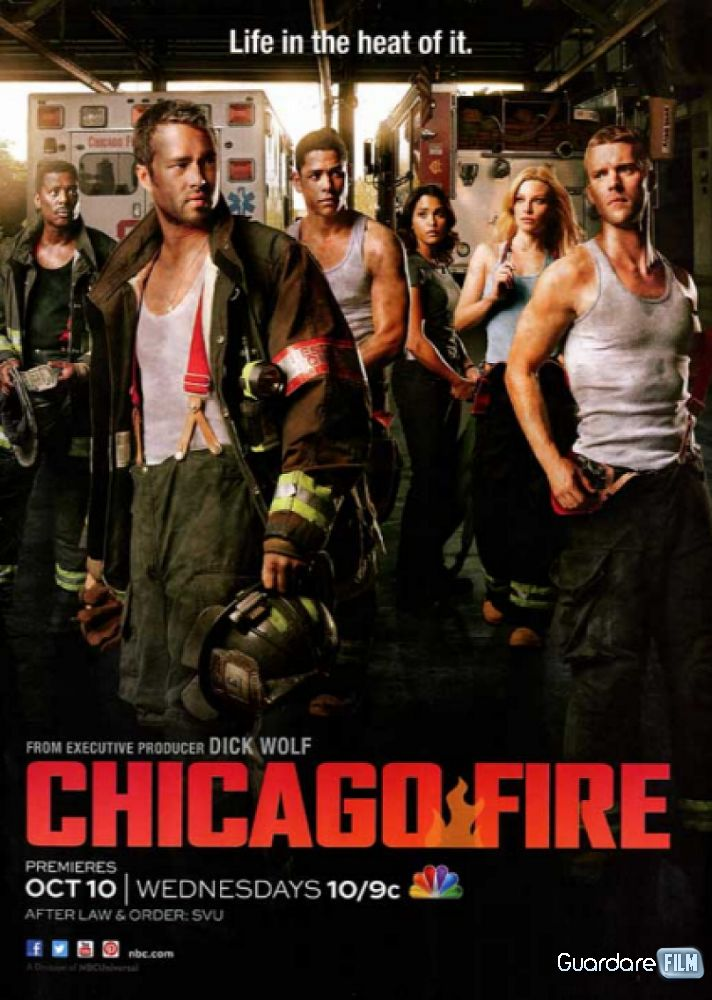 Chicago Fire in streaming
