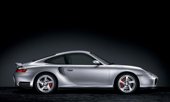 2000 Porsche 911 Turbo Type 996