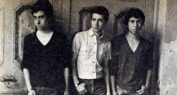 Los Prisioneros. #Chile