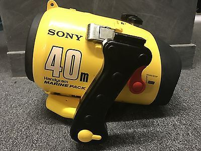 Sony Marine Pack MPK-TR 40m Underwater camera Housing Unit