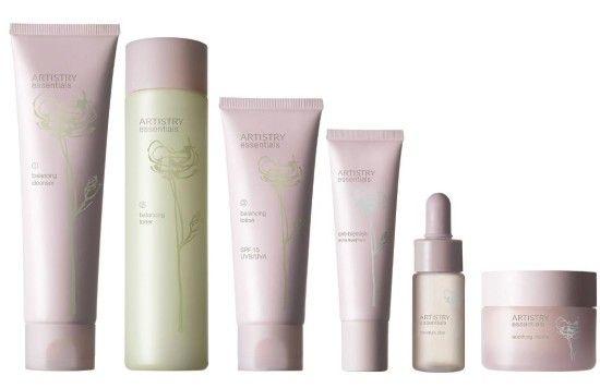 top 10 marcas de cosmeticos artistry linha essentials