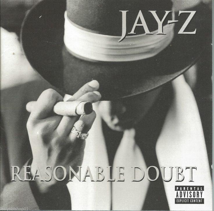 BEST Jay-Z album ever! Reasonable Doubt  PA  by Jay-Z (CD, Jan-1999, Roc-A-Fella (USA))