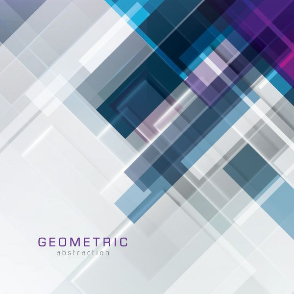 Geometric Abstraction Vector Graphic - DryIcons