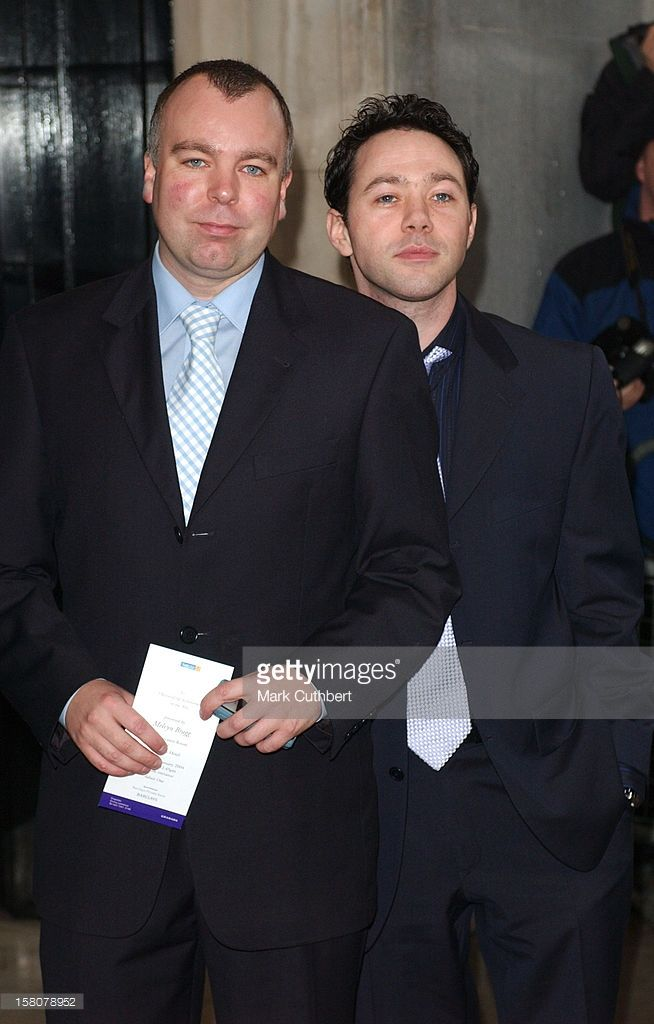 Steve Pemberton & Reece Shearsmith Attend The South Bank Show Awards At The Savoy In London. .