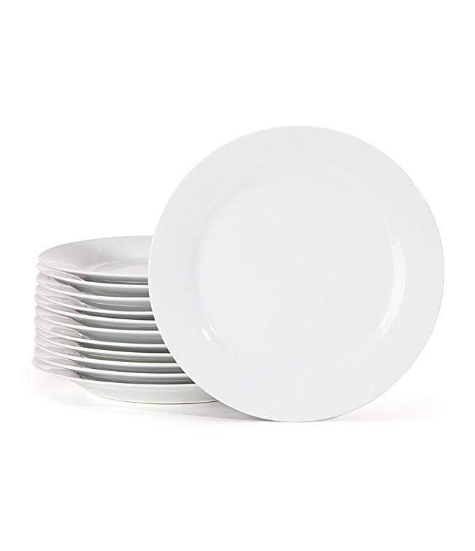 Bia Cordon Bleu Bistro Dinner Plate Set White Dinner Plates Set