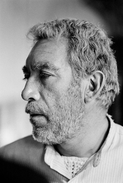 Erich Lessing 1964.  Crete. The American actor Anthony QUINN as Zorba.