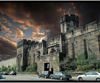 Štátna Východná väznice: gotický Home nebezpečných zločincov