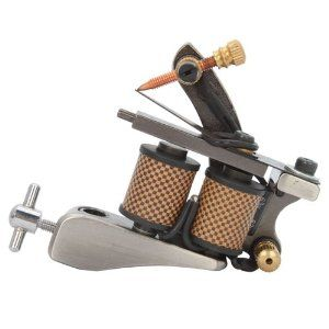 New Cast 10 Laps Coils Tattoo Machine Liner Shader Gun Hb-wgd002 by Crazy Cart. $9.71. Features:   1. New and high quality   2. Beautiful   appearance, special surface treatment    3. Come with a 10 wrap manual coil    4. Coil using the latest technology, ten high quality laps of solenoid   valve   5. Stable bouncing, b rear magnetic   6. Unwarming for long time   using   7. Both Liner and Shader   8. Its steady body and smooth vibration   will make your tatto...