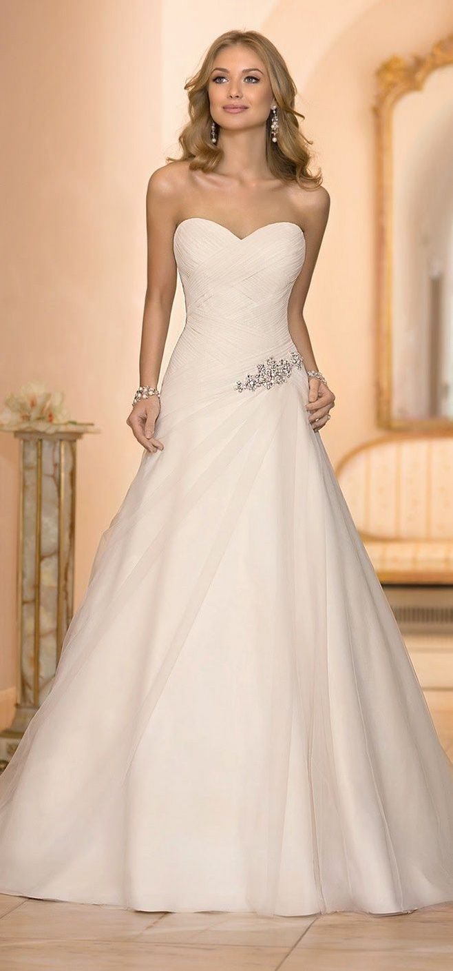 29 best David Tutera for Mon Cheri Spring 2015 Collection images on ...