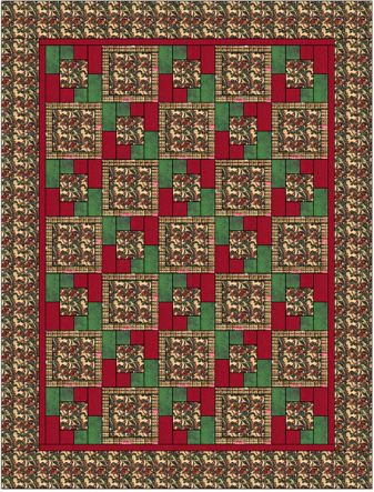 19 best Quilts - 5 Yard Quilts images on Pinterest | Patchwork ... : take 5 quilt pattern free - Adamdwight.com