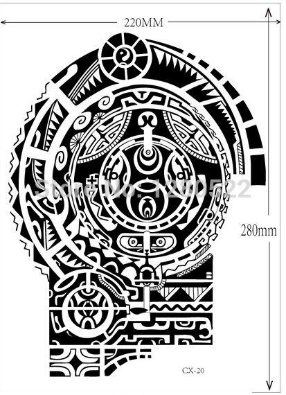 trival hombro y pecho hombre | Aliexpress.com: Comprar 3 hoja Tatuagem Dwayne Johnson estrella 3D de ...