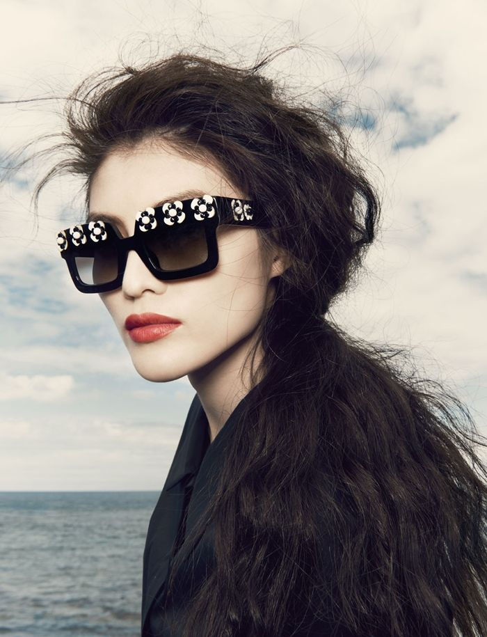 Prada Flower Sunglasses 2014
