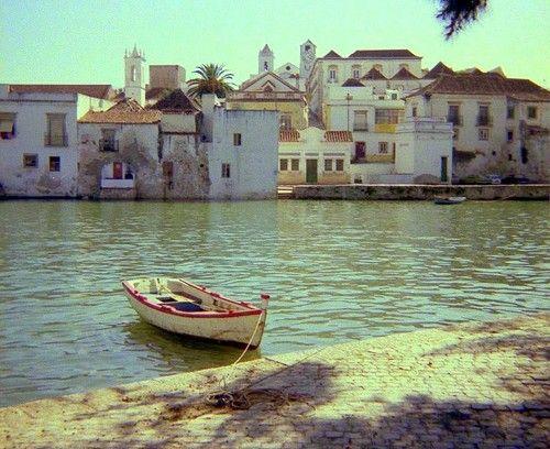 #Portugal #Algarve old Tavira