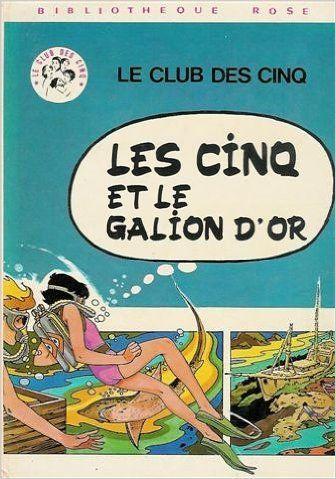 Bibliothèque Rose - Le Club des Cinq