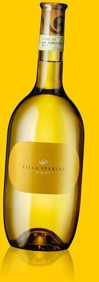 Villa Sparina Gavi  wine / vino mxm