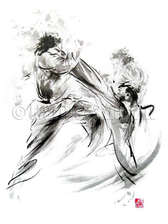 Karate-martial-arts-kimono-man-men-fight