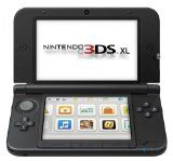 Nintendo 3DS XL – Red/Black
