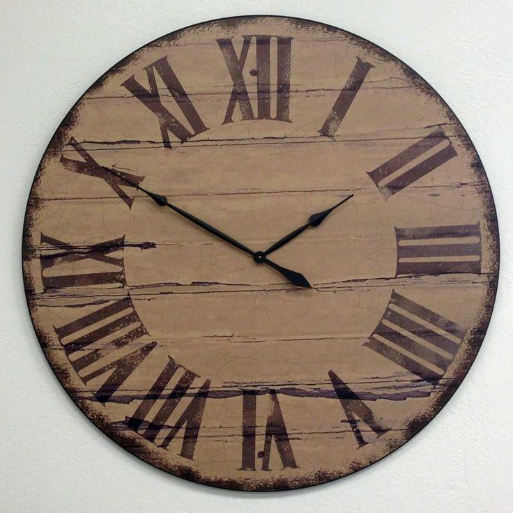 27 Best Neutral Brown Clocks Images On Pinterest Brown
