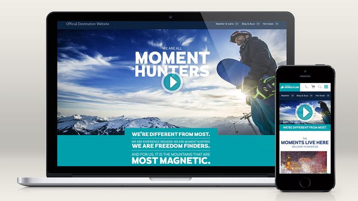 Tourism Whistler 2014-15 Winter Campaign