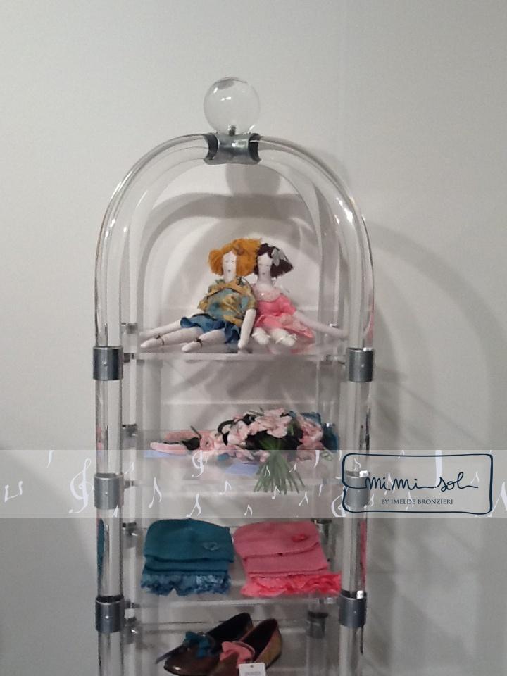 We're chilling out while our guests enjoy the brand new collection..  #mimisol #childrenswear #children #kids #kidswear #clothing #fashion #pitti #pittiimmaginebimbo #pittiimmagine #pittibimbo #dolls #ragdolls #doll #ragdoll