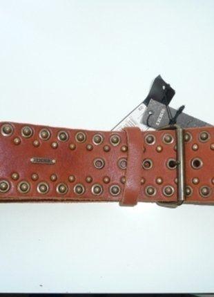 À vendre sur #vintedfrance ! http://www.vinted.fr/accessoires/ceintures/30185182-ceinture-marron-ikks-taille-75-neuve