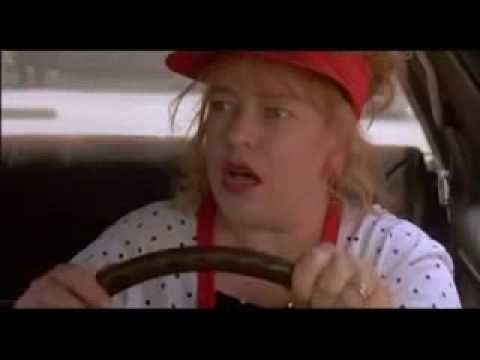 "Towanda!!! Favourite scene from the movie ""Fried Green Tomatoes"" performed by Kathy Bates as the character Evelyn Couch"