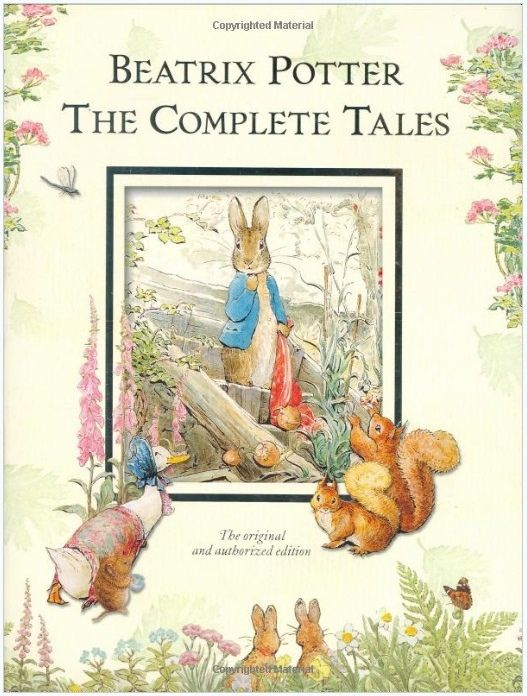 This illustrates the imagination of Beatrix Potter.