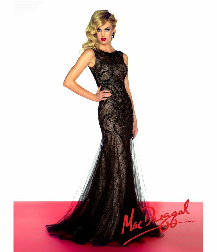 23 best Black Wedding Dress images on Pinterest | Wedding frocks ...