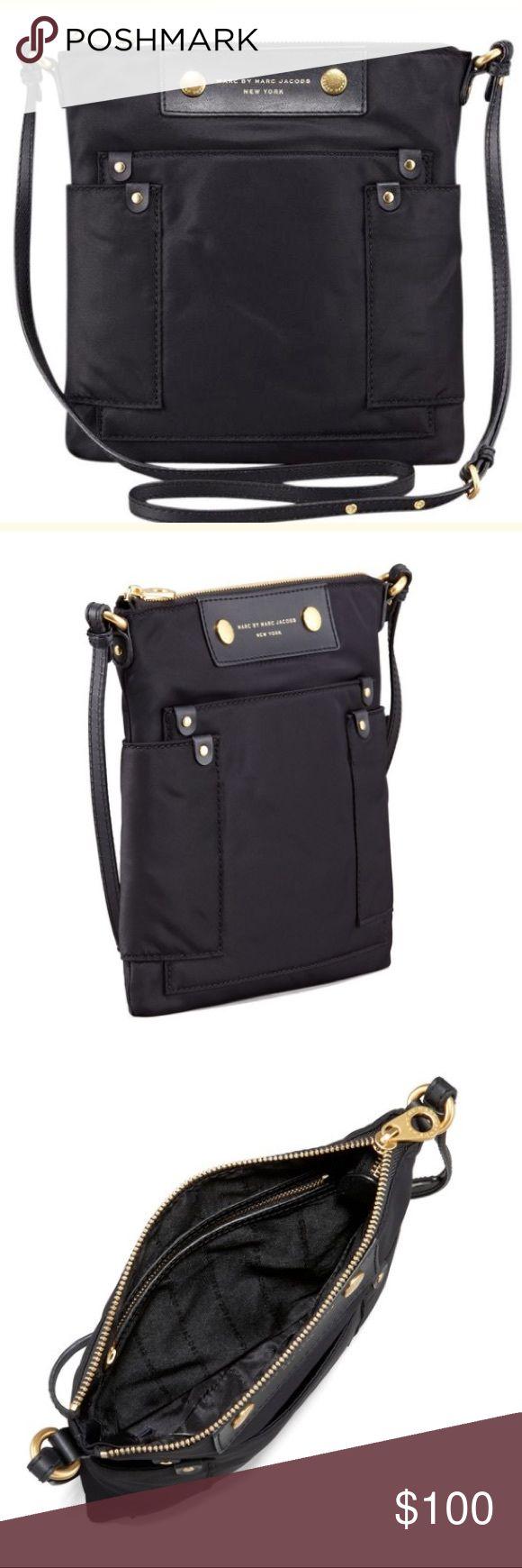 Marc Jacobs preppy nylon sia crossbody bag See pic for description Marc Jacobs Bags Crossbody Bags