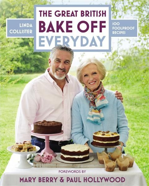 Great British Bake Off: Everyday - The Great British Bake Off - Cake Decorating